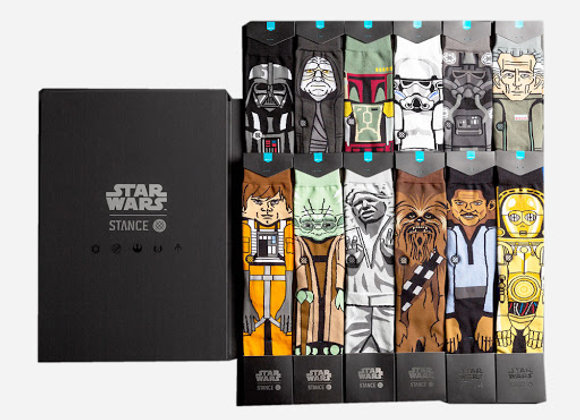 Set the Force 2 Collectors Star Wars Box - Stance Socks