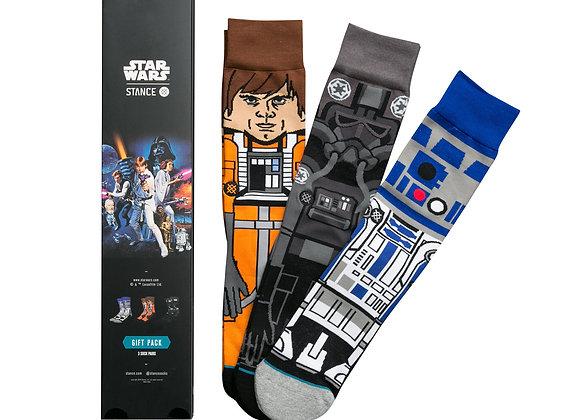 Star Wars 3pk - Stance Socks