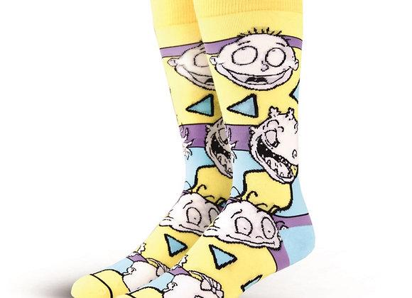 Lil Rugrats Socks