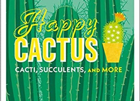 Happy Cactus - Book