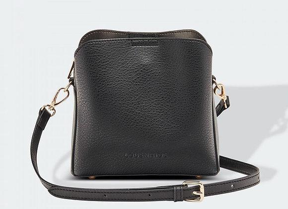 Soho crossbody bag - black