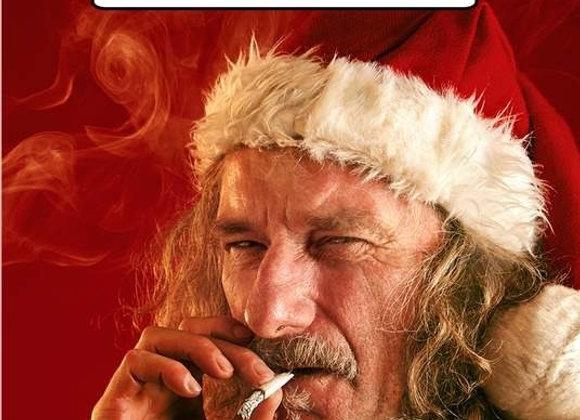 Merry F***king Christmas Card