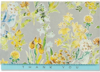 Blossom Thank You Notecards