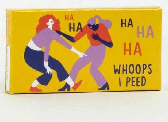 Ha Ha Ha Whoops I Peed - Gum