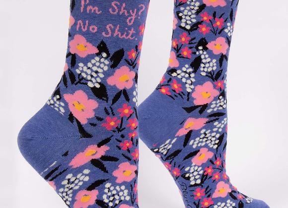 I'm Shy? Socks