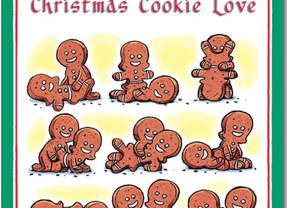12 Days Of Christmas Cookie Love Christmas Card