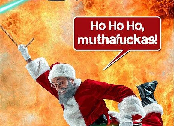 Badass Holiday Card