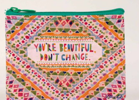 You're Beautiful - Coin Purse