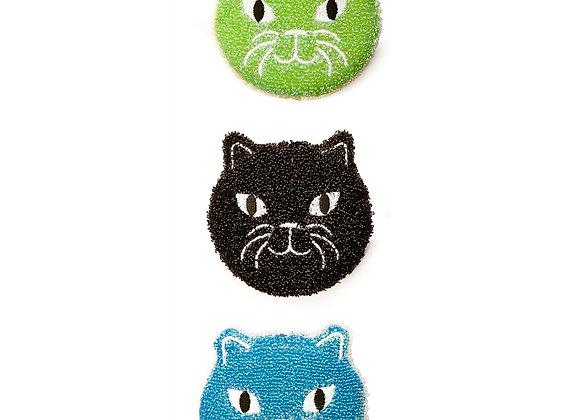 Cat Sponges Set Of 3