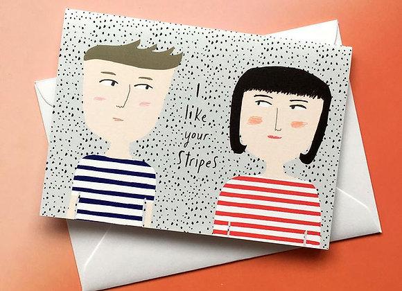 Nicola Rowlands Stripes