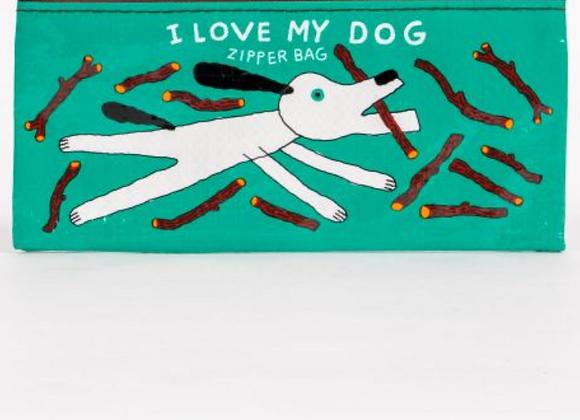 I Love My Dog - Pencil Case