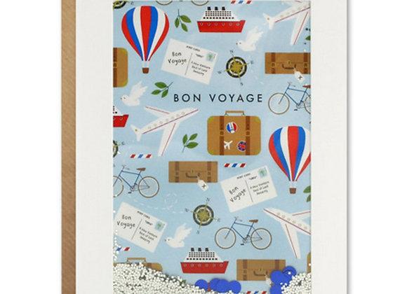 Bon Voyage, Travel Card