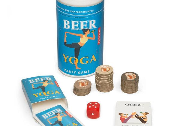 Beer Yoga Game Set