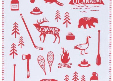 O Canada Tea Towel