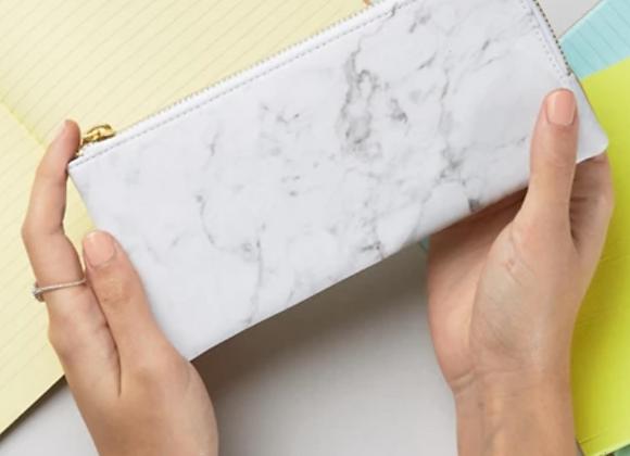 Marble Pencil Case/Pouch