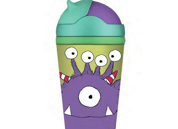 Kid's Water Bottle Mooly Monster
