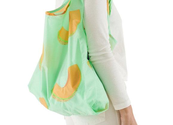 Reusable Standard Baggu Bag Cantaloup Slice