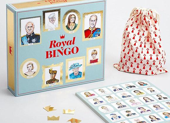 Royal Bingo - Game Set