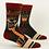 Thumbnail: Men's Crew Socks Whiskey