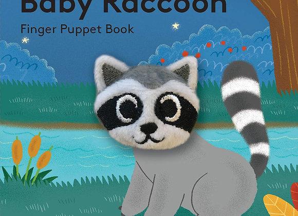 Finger Puppet Book - Raincoast