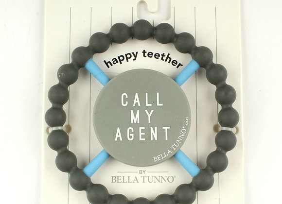 Teether Call My Agent