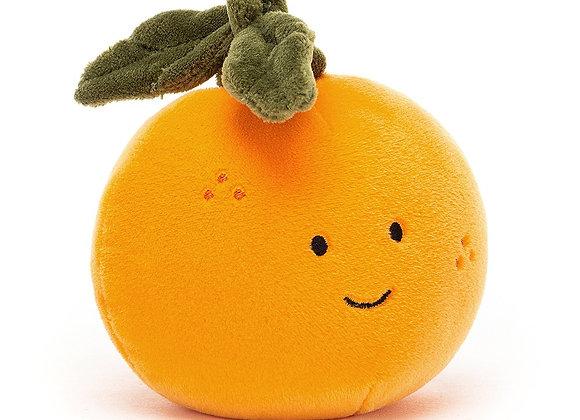 Fabulous Fruit Orange Plush toy