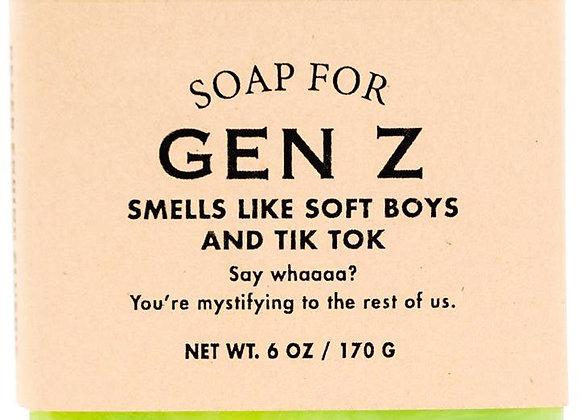Soap For Gen-Z