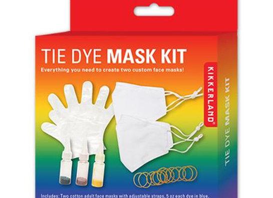 Tie Dye Mask Kit