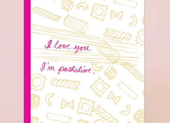 Pastative Love Card