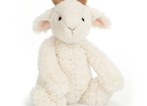 Bashful Goat Plush Toy