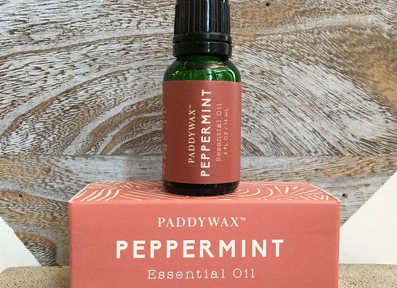 Paddywax Peppermint Pure Essential Oil