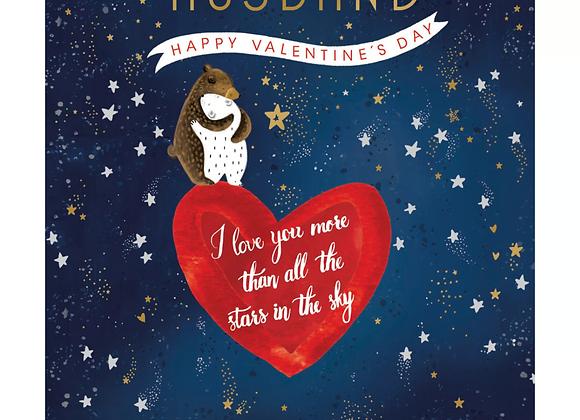Woodmansterne Valentine Card