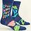 Thumbnail: Women's Crew Socks Love Who You Love