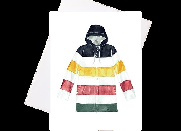 Hbc Rain Jacket Card