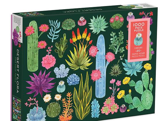 Desert Flora - 1000 pc puzzle