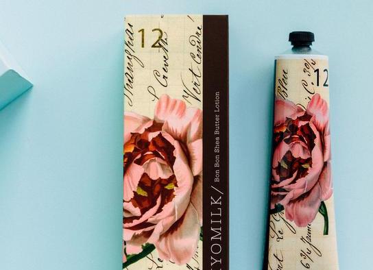 Tokyomilk Gin & Rosewater Hand Cream