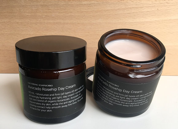 Avocado Rosehip Day Cream