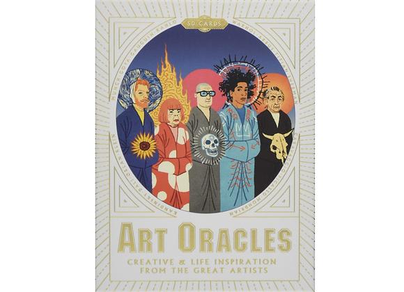 Art Oracles - Card Set