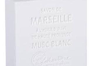 Les Savons de Marseille 100g White Musk