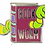 Thumbnail: @304 Enamel Pin Bookworm