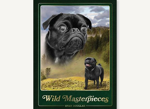 Wild Masterpieces - Book
