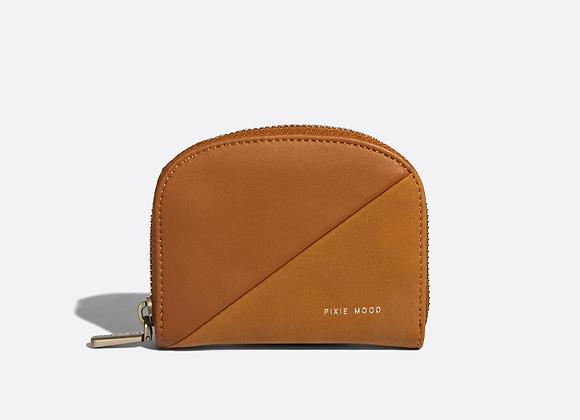 IDA Card Case - Cognac