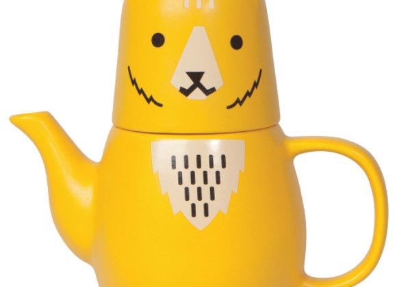 Tea For Me Set Boris Bear