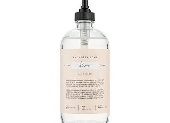 Magnolia Home Bloom Glass Hand Wash by Joanna Gaines