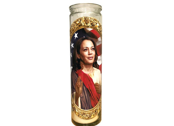 Saint Kamala Harris Prayer Candle
