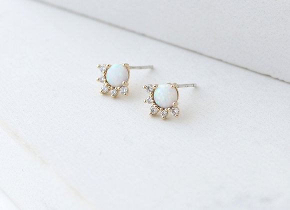 Juno Stud Earrings