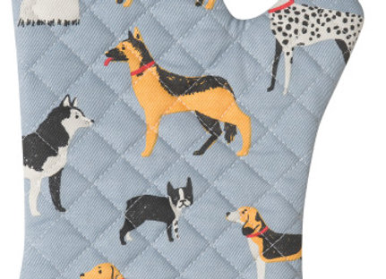 Dog Days Over Mitts Set Of 2