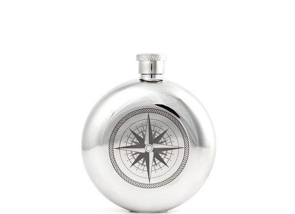 Compass 5oz Canteen Flask