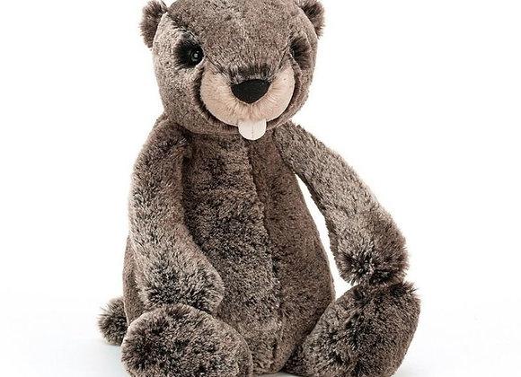 Bashful Beaver Plush Toy