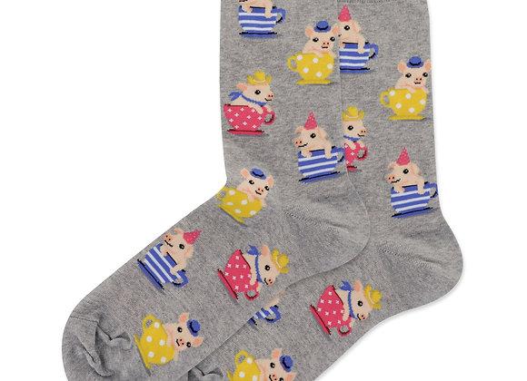 Teacup Pigs - Socks